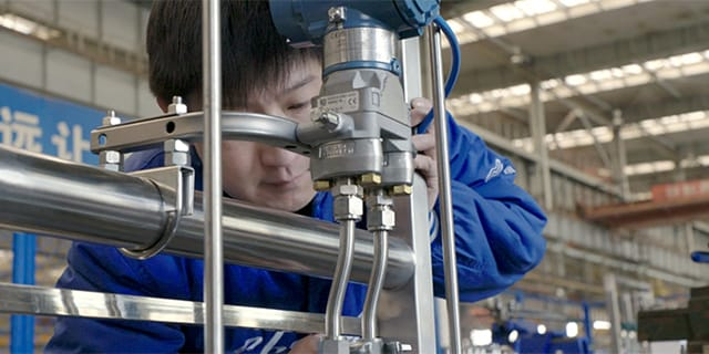 Shenyang Blower Works Group Improved Safety