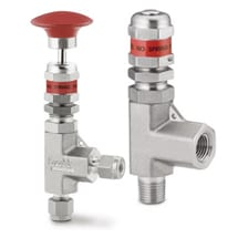 Proportional Relief Valves