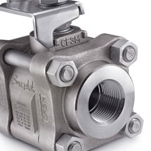 Process Instrumentation Ball Valve