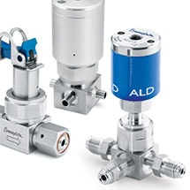 Diaphragm-Sealed Valves