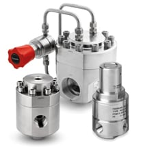 Pressure-Reducing Dome-Loaded Regulators