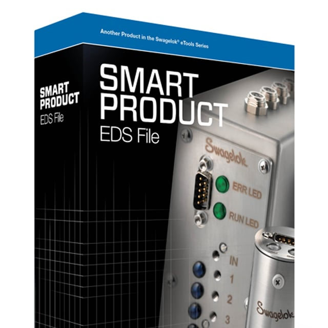 Swagelok® Smart Products EDS (Electronic Data Sheet) Dateien