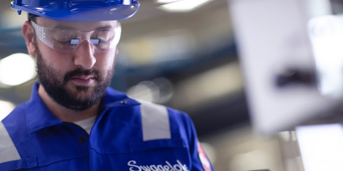 Swagelok field engineer