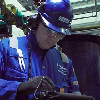 Swagelok offshore oil and gas evaluation services
