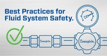 Best practices for fluid system safety