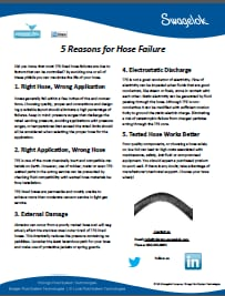 5 Reasons Hose Fails