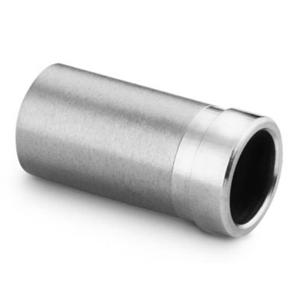Tubo Flexible — Conexiones finales — Adaptadores para Tubo Corrugado para Vacío