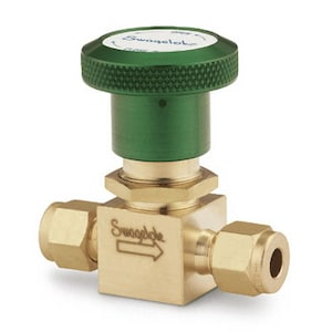 Bellows-Sealed Valves — General-Service Bellows Valves, B and H Series — Straight Pattern, Manual Actuation