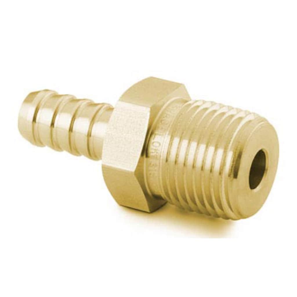 Tubo Flexible — Conexiones finales — Conectores para Tubo de Plástico