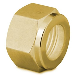 VCO® O-Ring Face Seal Fittings — Spare Parts and Accessories — Female Nuts