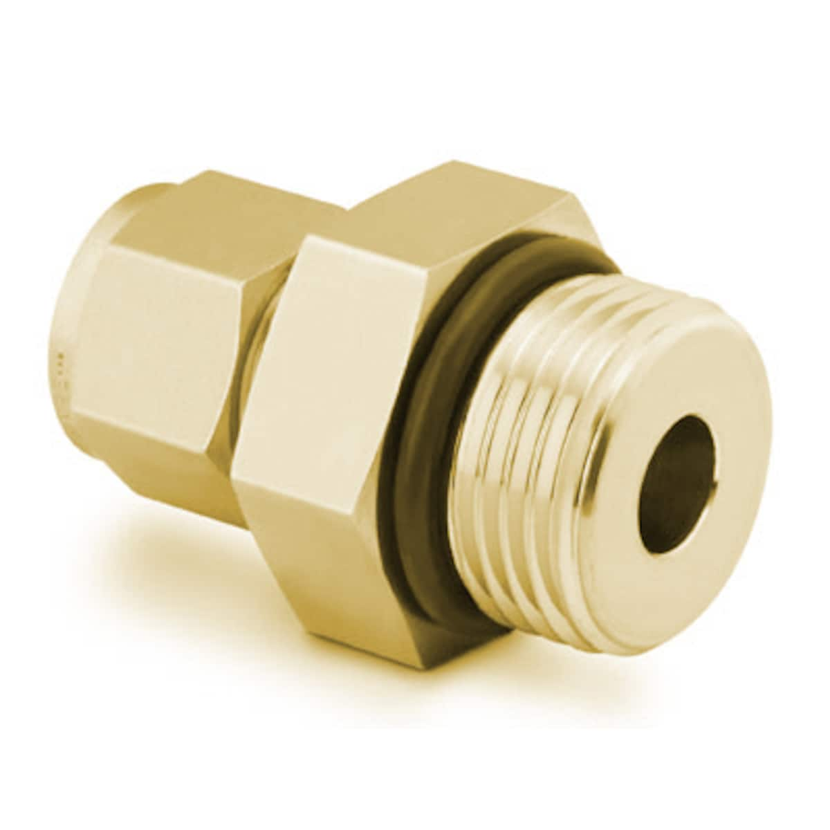 """5 Miniature Solid Brass 10-32 x 1//16/"""" Hose Barb Male Adapters Pneumatic Fittings"""