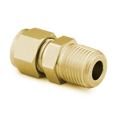NEW LOT OF 7 SWAGELOK B-PB4-PM4 MALE HOSE CONNECTOR 1//4