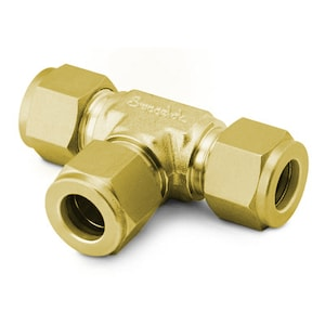 Tube Fittings and Adapters — Unions — Tees