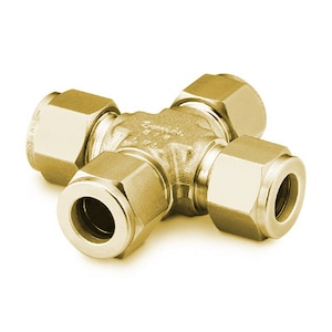 Tube Fittings and Adapters — Unions — Crosses