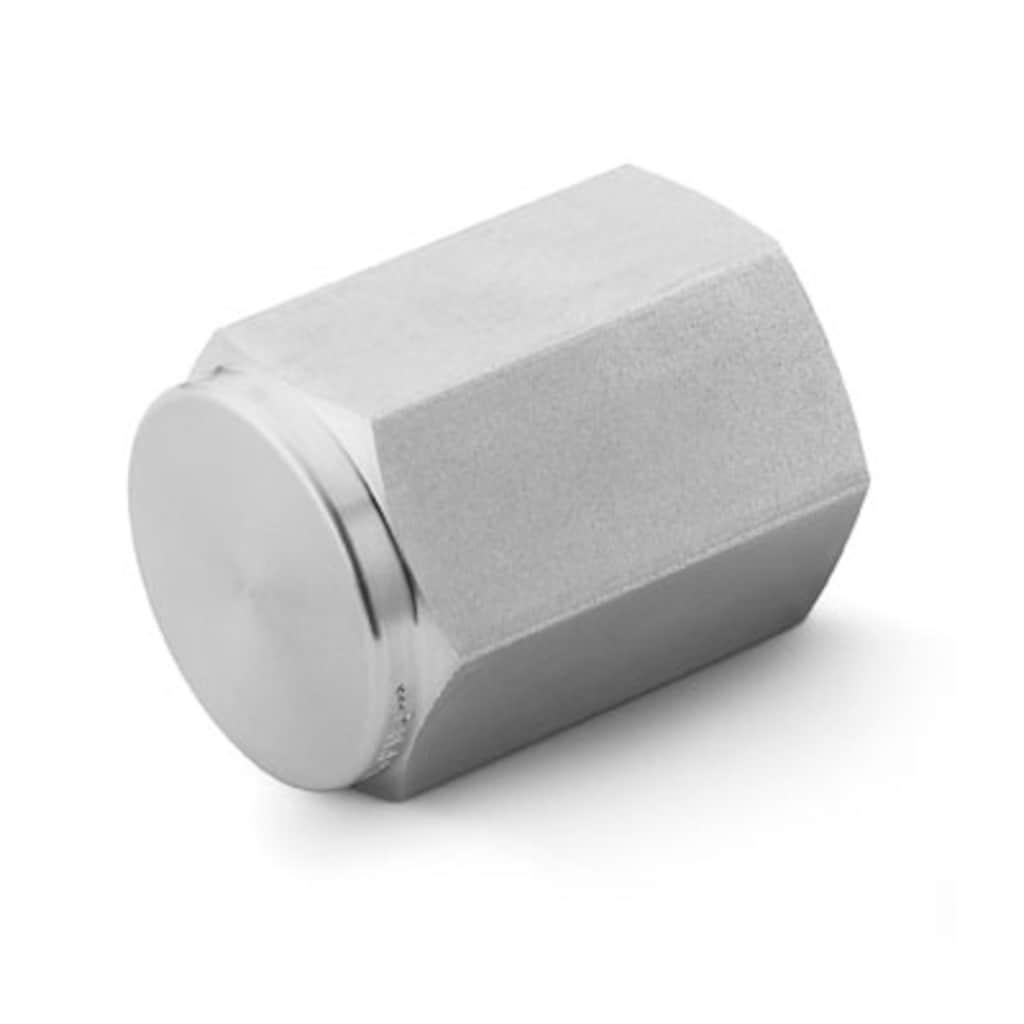 Medium-Pressure Tube Fittings — Caps and Plugs — Caps