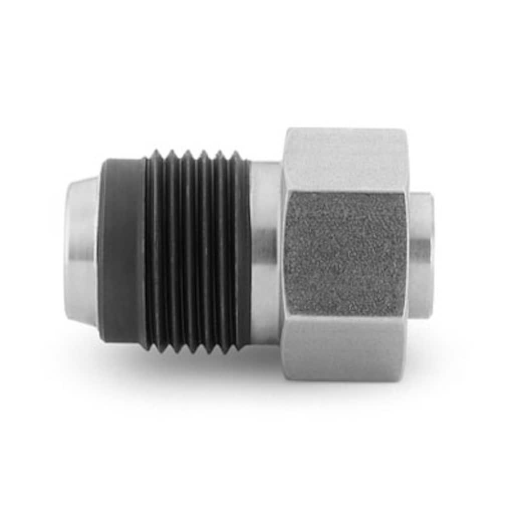 Medium-Pressure Tube Fittings — Caps and Plugs — Plugs
