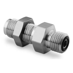VCO® O-Ring Face Seal Fittings — Bulkheads — Straights