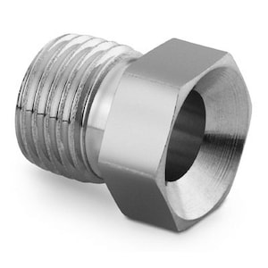 VCR® Metal Gasket Face Seal Fittings — Nuts, Gaskets, and Accessories — Male Nuts