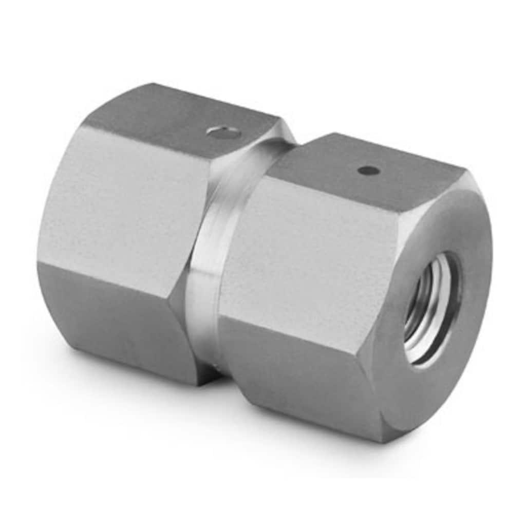 VCR®-Verbindungen mit Metalldichtscheibe — Reduzierstücke — Gerade Ausführungen