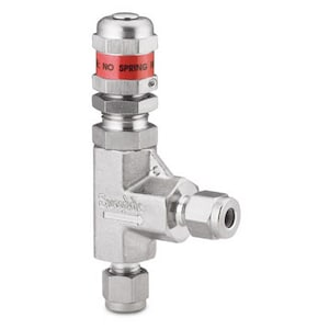 Relief Valves — Proportional Relief Valves, R3, R4, RL3, and RL4 Series — High Pressure Relief Valve