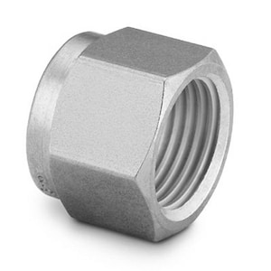 Tube Fittings and Adapters — Spare Parts and Accessories — Female Nuts