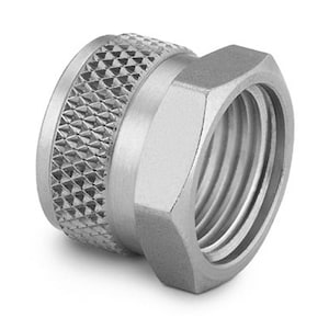 Tube Fittings and Adapters — Spare Parts and Accessories — Knurled Female Nuts