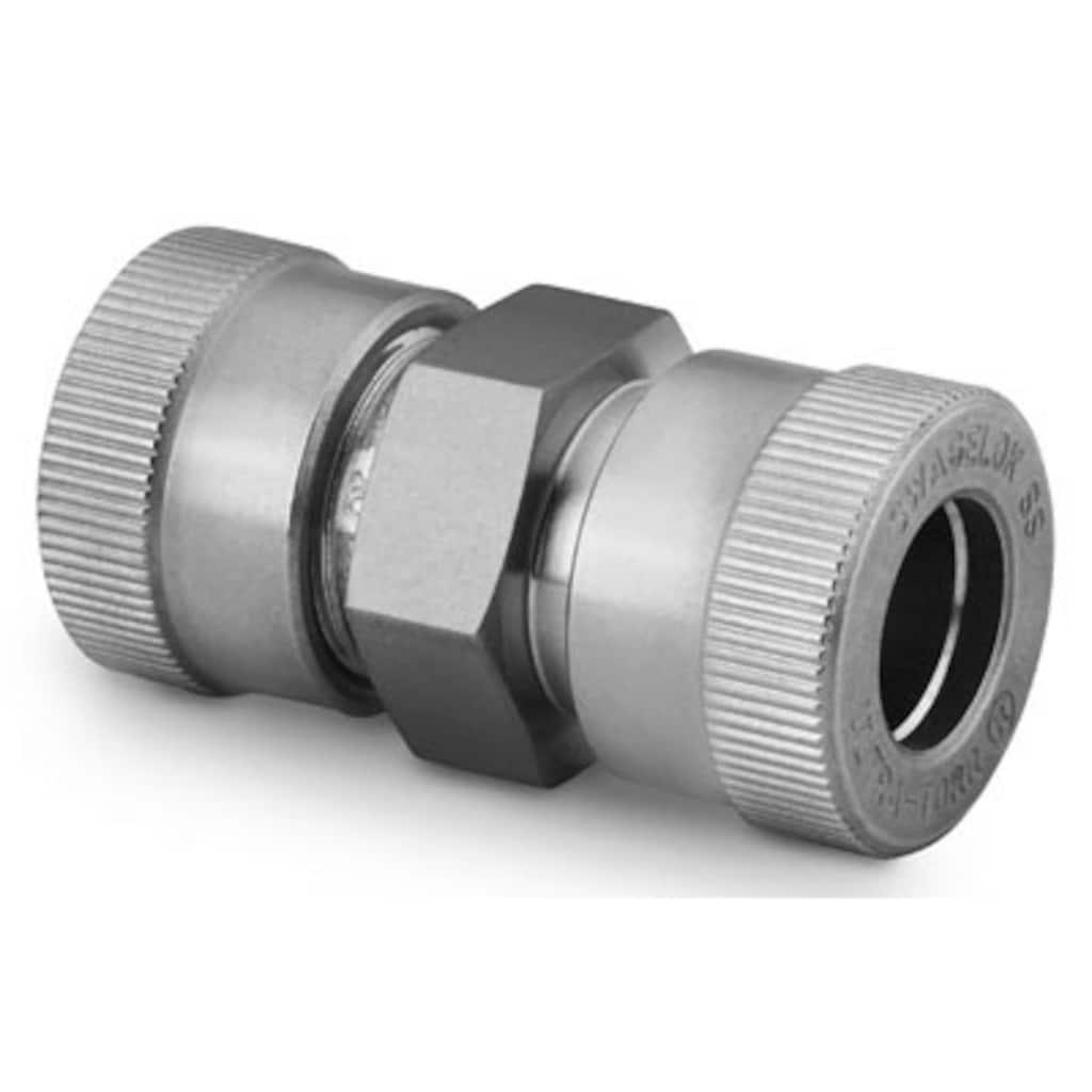 Ultra-Torr Vacuum Fittings — Unions — Straights
