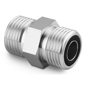 VCO® O-Ring Face Seal Fittings — Unions — Straights