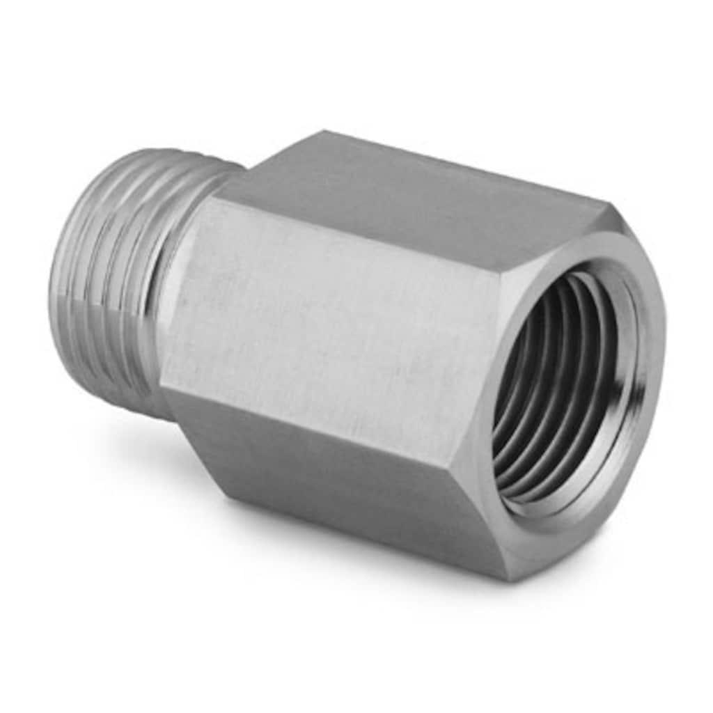 Фитинги с торцевым кольцевым уплотнением VCO® — Соединители с внутренней резьбой — Прямые