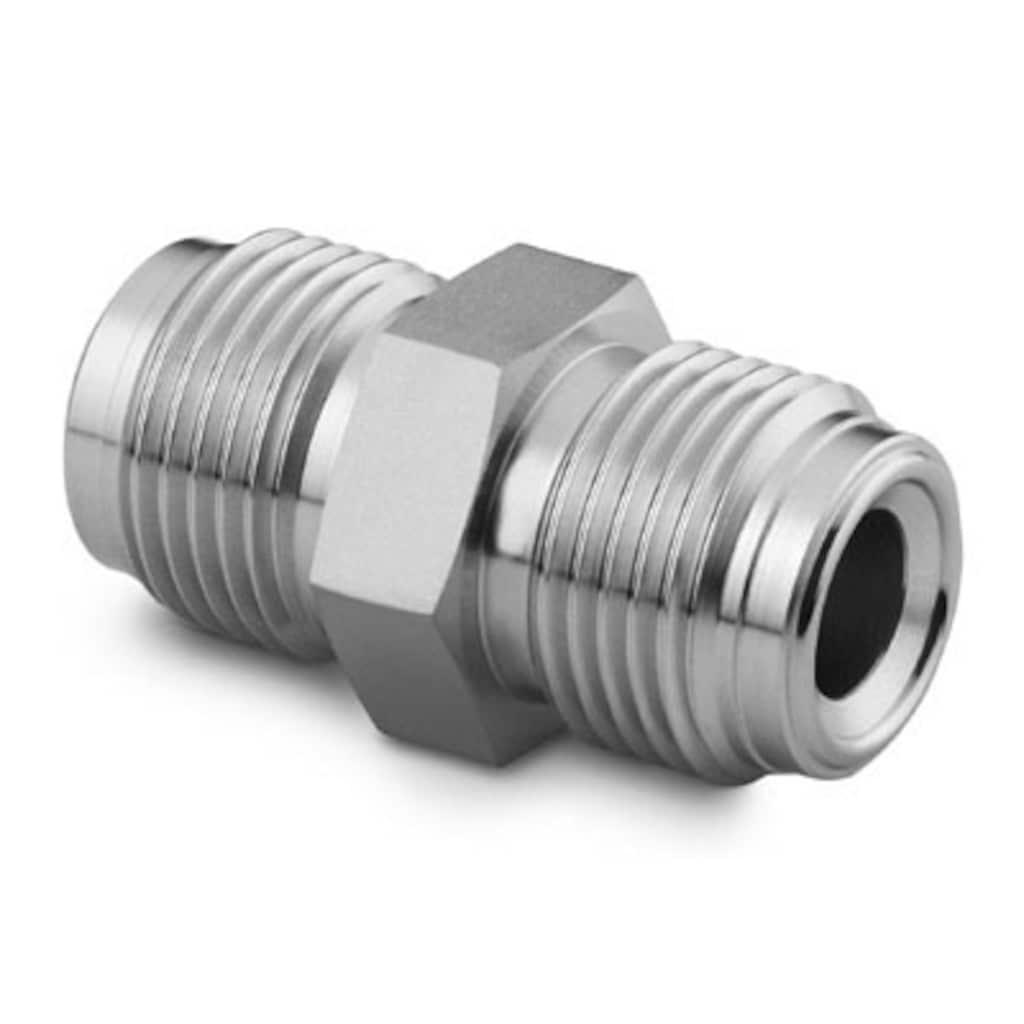 VCR®-Verbindungen mit Metalldichtscheibe — Gerade Einschraubverschraubungen — Gerade Ausführungen