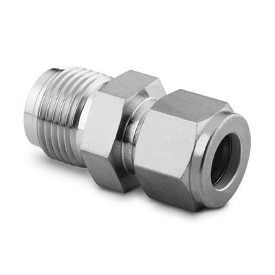 316 Stainless Steel Vcr Face Seal Fitting Swagelok Tube
