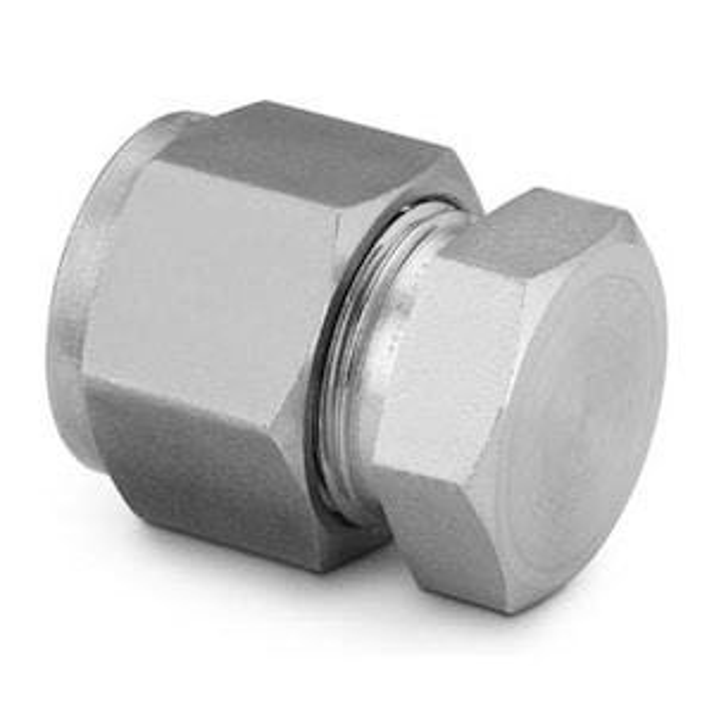 Rohrverschraubungen und Adapter — Verschlusskappen und Stopfen — Verschlusskappen