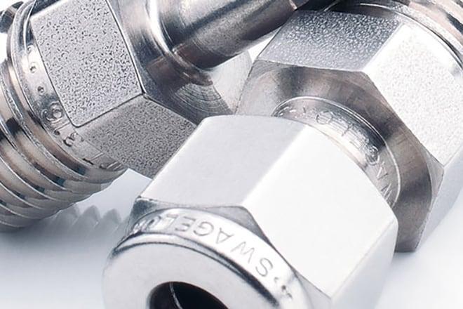 Swagelok tube fitting