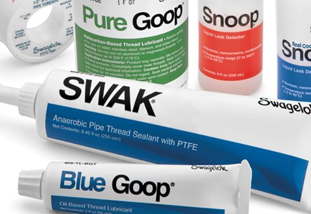 漏れ検出液/潤滑剤/シール剤