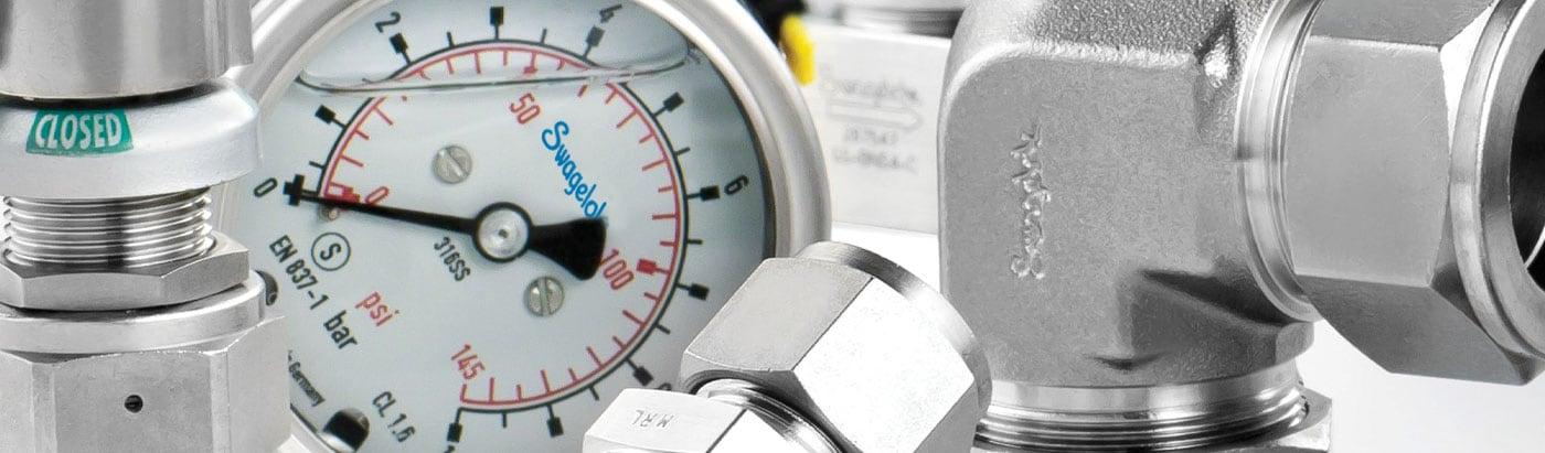 世伟洛克流体系统产品