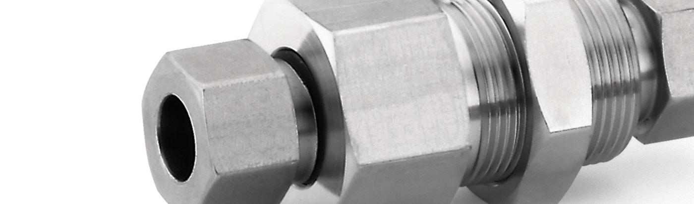 FK series medium-pressure tube fitting