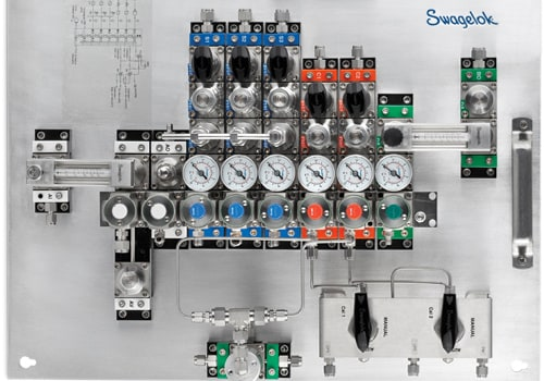 calibration and switching module