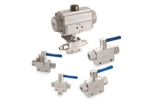 medium pressure ball valves