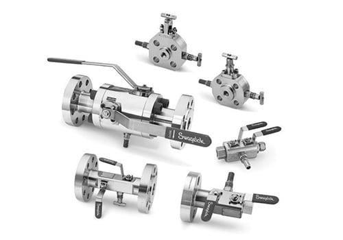 process interface valves dbb