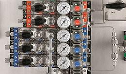 世伟洛克分析仪表系统