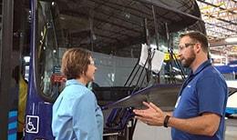Компания New Flyer сотрудничает со Swagelok для оптимизации производства альтернативных топливных систем для автобусов