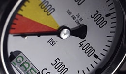 Green Alternative Systems gauge
