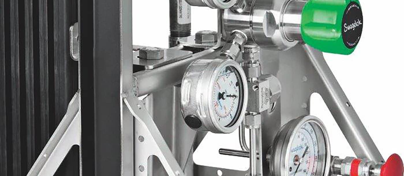 Swagelok PrESS(Pre-Engineered Subsystem)
