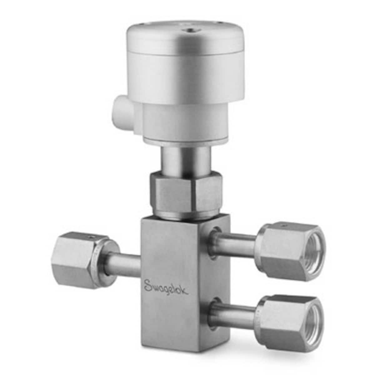Bellows-Sealed Valves for Switching Service, BY Series