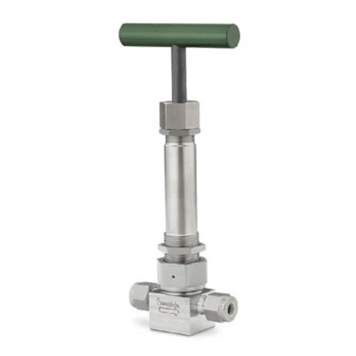 High-Temp Bellows Valves with Secondary Packing, U Series