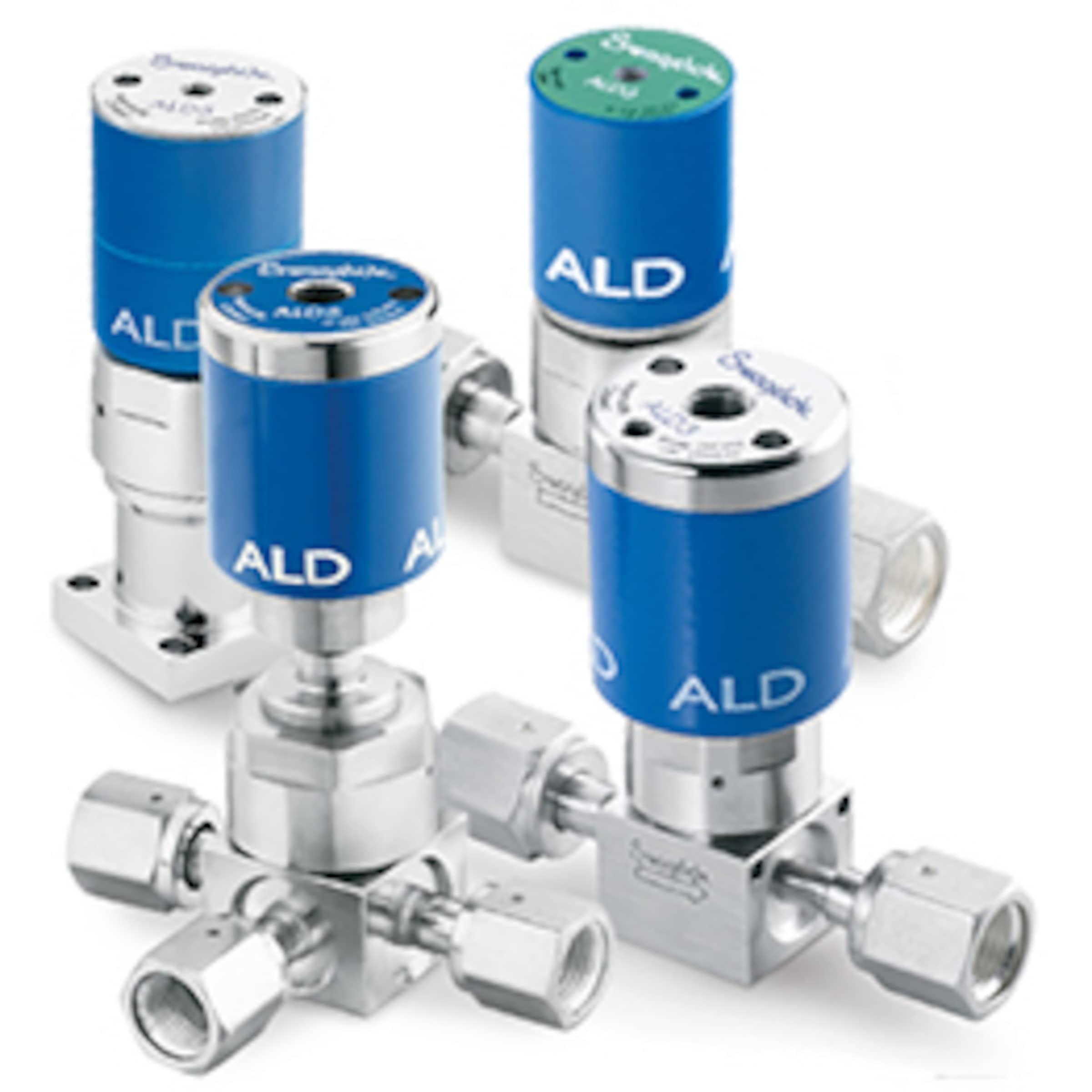 Atomic Layer Deposition (ALD) Valves
