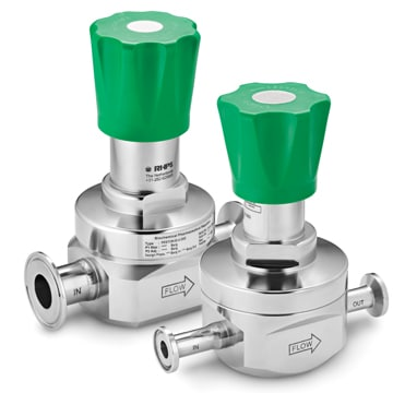 sanitary-pressure-reducing-spring-loaded-regulators