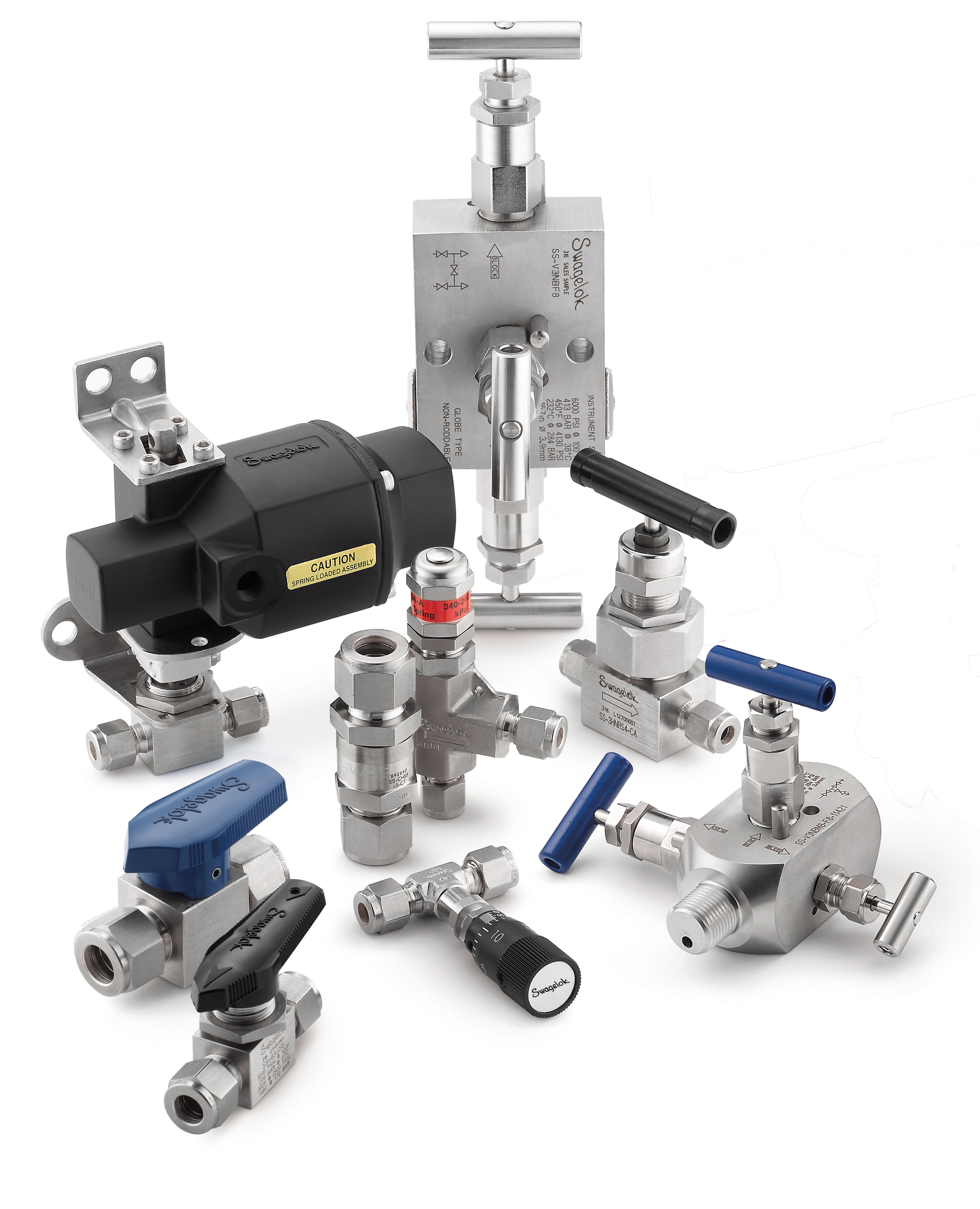 Instrumentation and Process Valves