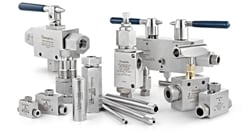 Medium and High Pressure Product line